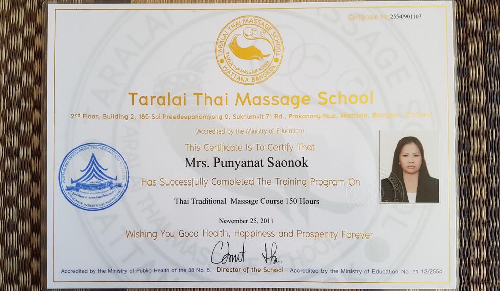 diploma Taralai thai traditional.jpg