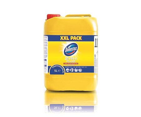 Általános fertőtlenítőszer, 5 l, DOMESTOS, citrom