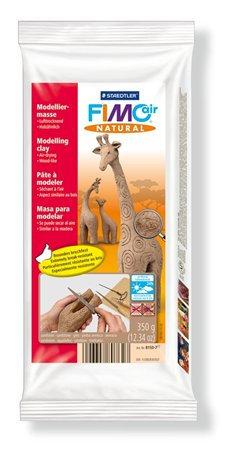 """Gyurma, 350 g, levegőre száradó, FIMO """"Air Natural"""", hommokkő"""