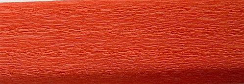 Krepp papír, narancs vörös