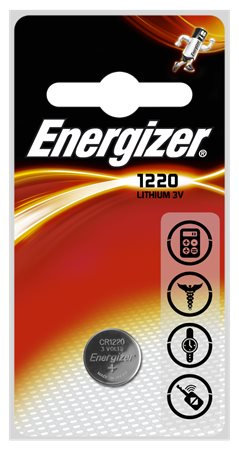 Gombelem, CR1220, 1 db, ENERGIZER