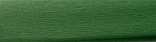 Krepp papír sötétzöld