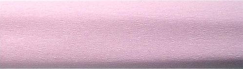 Krepp papír, világos rózsaszín