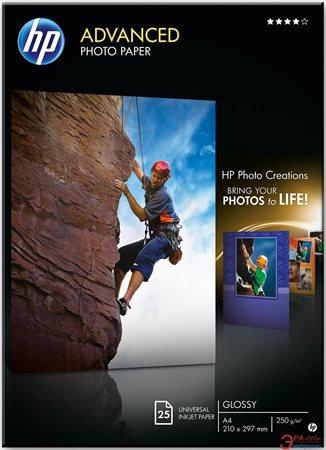 Q5456A Fotópapír, A4, 250 g, HP