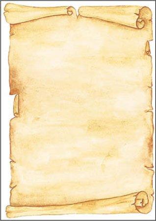 """Előnyomott papír, A4, 90 g, SIGEL """"Oklevél Pergamen"""""""