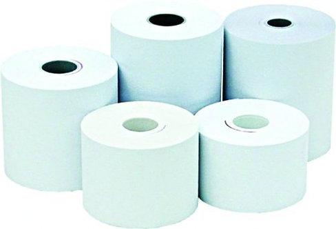 Hőpapírszalag, online pénztárgéphez, 57 mm x 60 fm x 12 mm, 55 g, VICTORIA