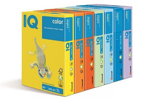 IQ color A4 80g CY39 kanárisárga