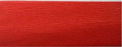 Krepp papír, piros