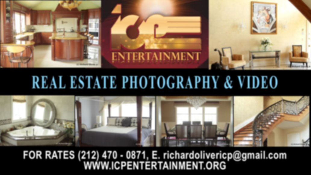 ICP ENT REAL ESTATE PHOTOGRPHY AND VIDEO