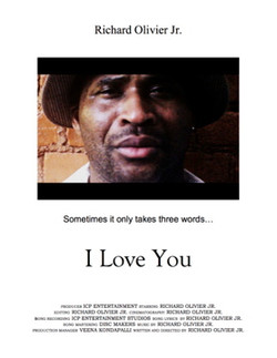 I LOVE YOU - FILM POSTER 1
