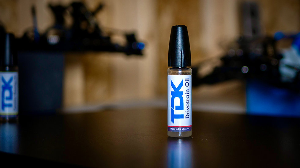 TDK Drivetrain Oil