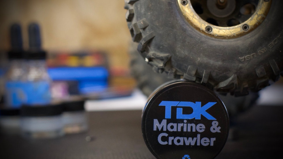 Marine & Crawler Grease 2oz