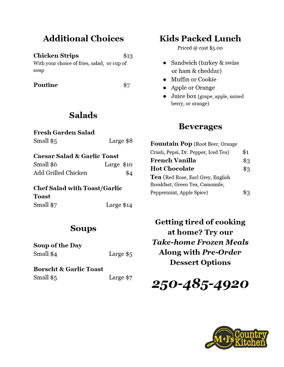 Delivery Take Out Menu page 2 april 15-0