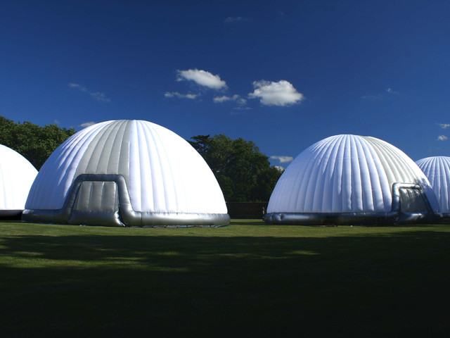 Inflate Event Tents
