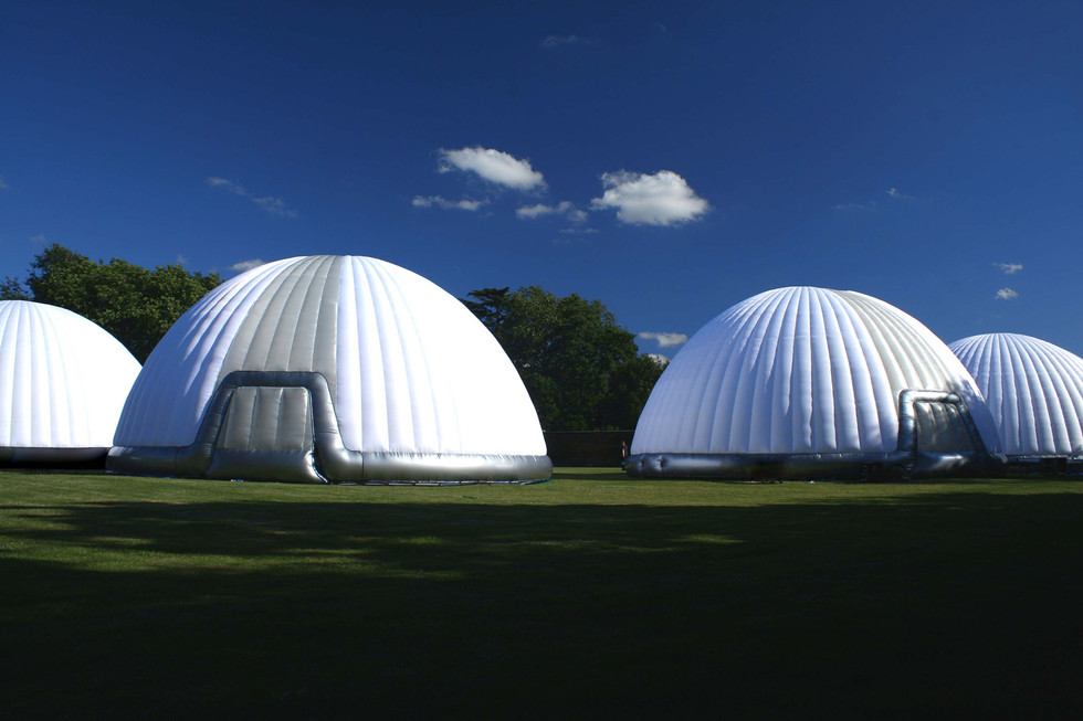 See our Inflate Event Tents