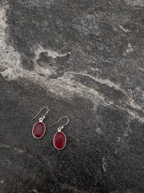 RUBY Earrings OBC000110