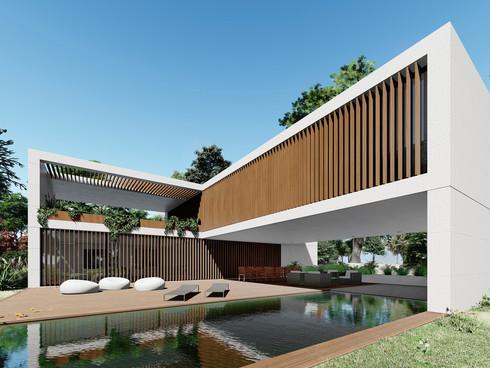 House In Cascais by RRJ Arquitectos