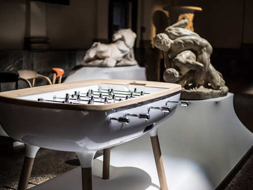 MODERN FOOTBALL GAMES TABLE - THE PURE