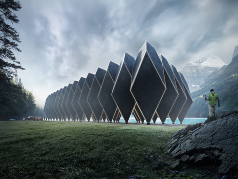 Tetra Hotel by Innovation Imperrative architects