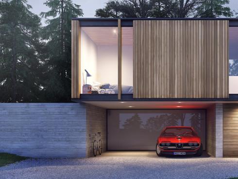 Sandy Lane by Strom Architects