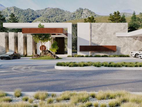 Garden Villa 15A by UDesign