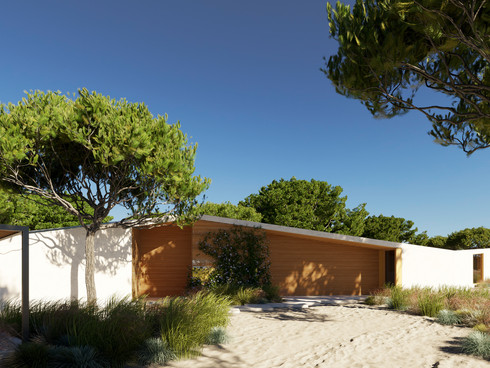Comporta House by RRJ Arquitectos