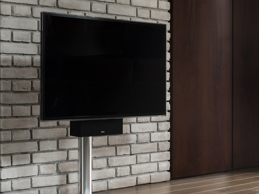 CINEMA + A True Hi Fi Sound Stand For Your TV