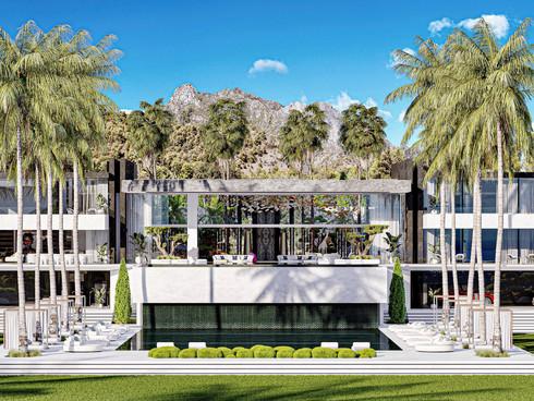 Villa Nuraya by UDesign