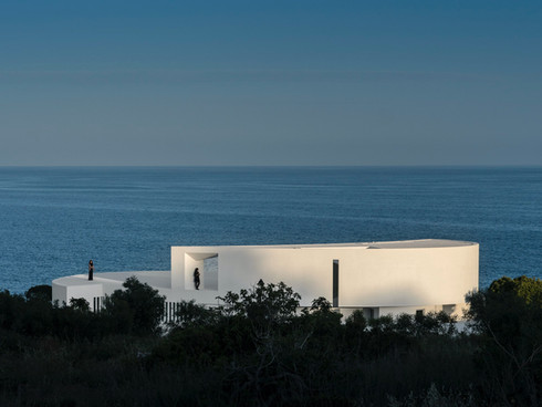 Elliptic House by Mario Martins