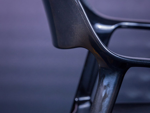 KARBON 3K Carbon Fibre Chair