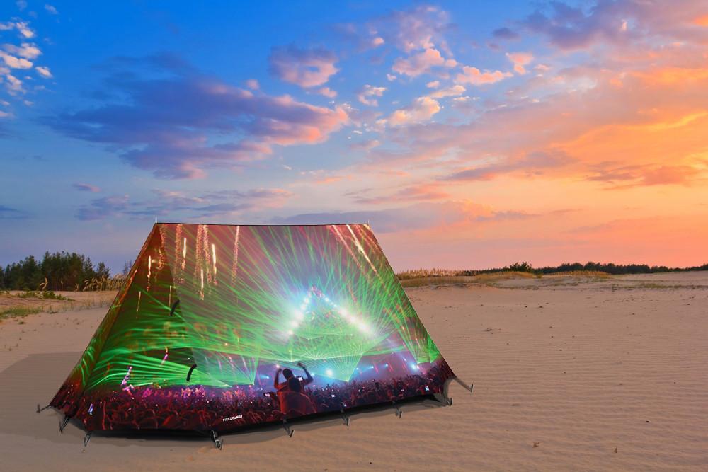 Explore our Art Tents