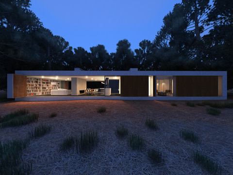 Comporta House 3 by Martim Sousa e Melo