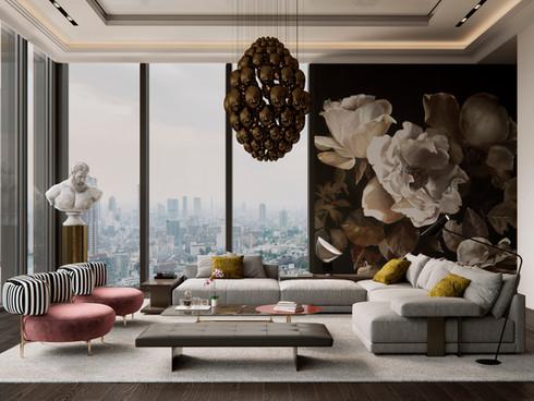 Manhattan Apartment by UDesign