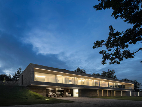 Sambade House by Spaceworkers