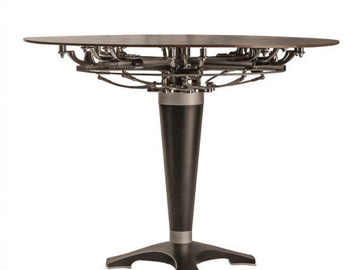 OUR NEO-CLASSICAL CAPSTAN TABLES