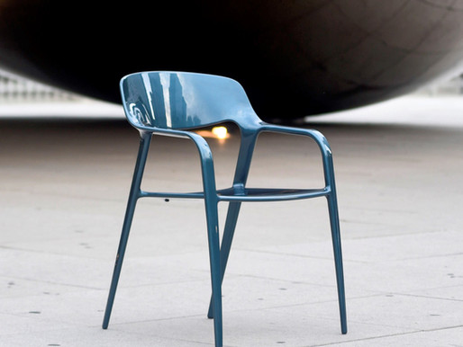 KARBON Carbon Fibre Colour Chair