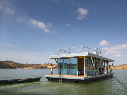 FLOATWING - Portuguese Floating Home Innovation