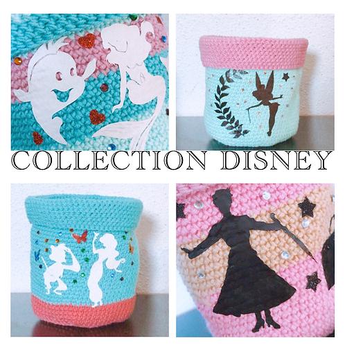 Collection Disney - Corbeilles personnalisables