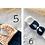 Thumbnail: Bandeau Bébé Modèle Feuilles