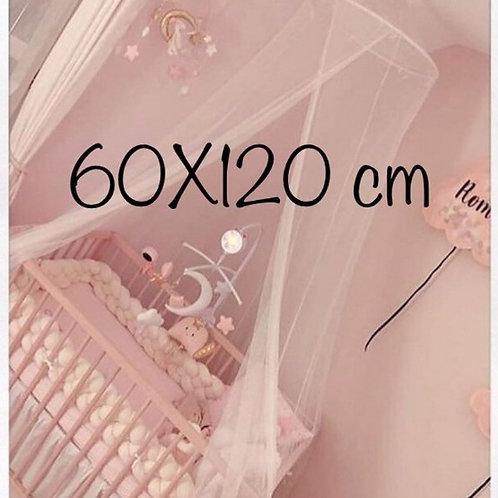 Tresse pour lits bébés (60X120 cm) / Braid for cots (60X120 cm)