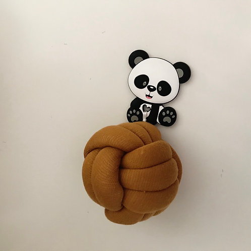 Balle d'éveil - anneau de dentition - Panda