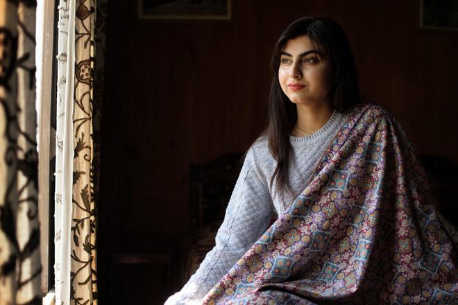 Sozni Pashmina Jamawar