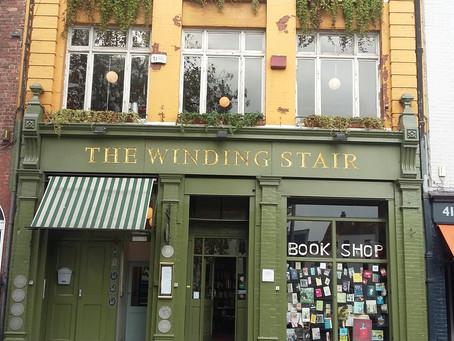 THE WINDING STAIR BOOK SHOP DUBLIN