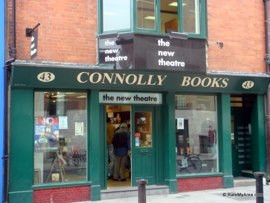 I came across this delightful book store in the heart of Dublin's Temple Bar, were On Marian Place can now be purchased.