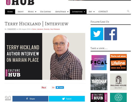 CultureHub Magazine Interview