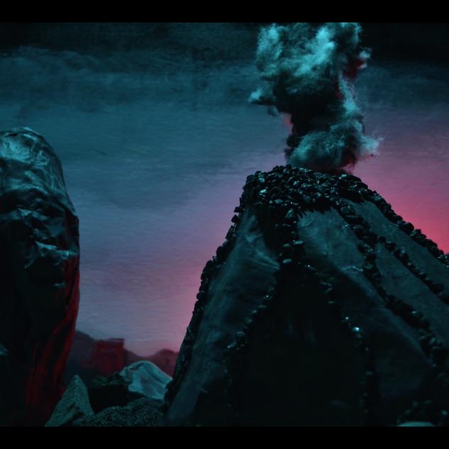 """""""Morning volcano dew"""""""
