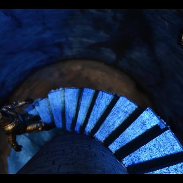 """Spiral Staircase"""