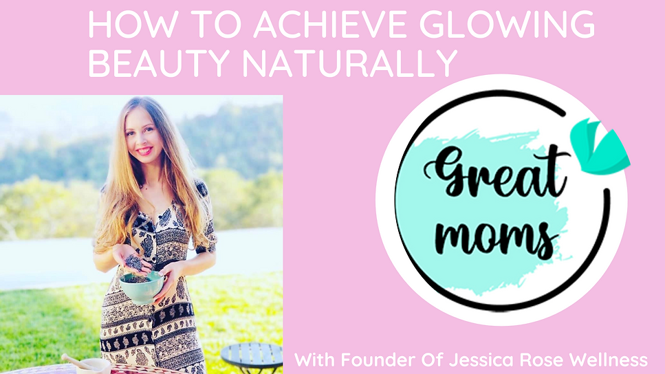 great moms jessica rose wellness lecture