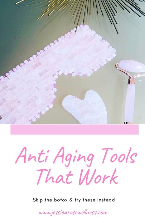 Jessica Rose Wellness Anti Aging Tools T