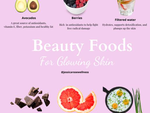 Beauty Food For Glowing Skin